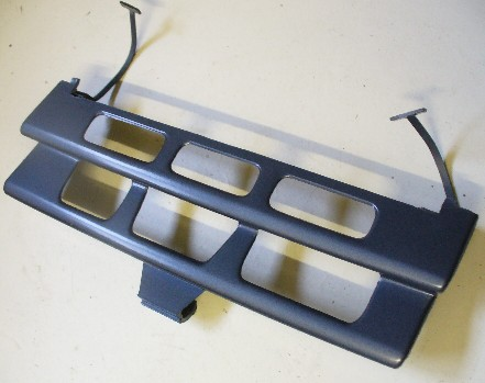MERCEDES W124 SERIES TOW BRACKET COVER FLAP - COLOUR CODE 5301