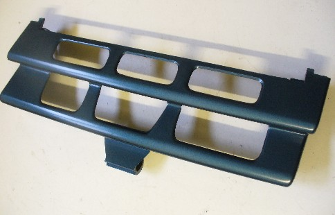 MERCEDES W124 SERIES TOW BRACKET COVER - COLOUR CODE 6250
