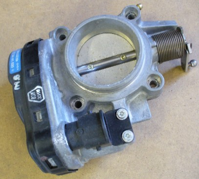 MERCEDES IDLE SPEED ACTUATOR M111 ENGINE -  WITHOUT TEMPOMAT