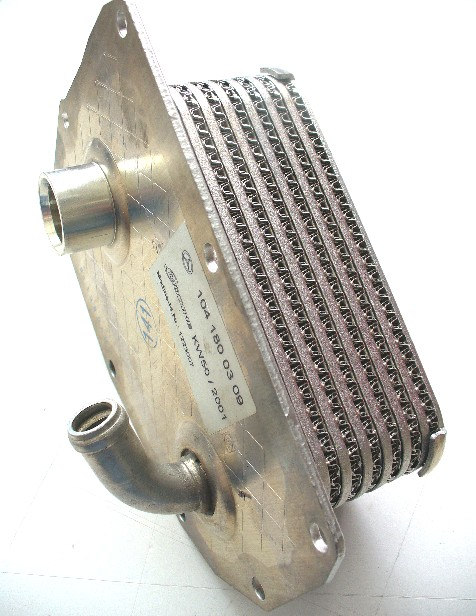 MERCEDES M104 ENGINE HEAT EXCHANGER.RRP £215