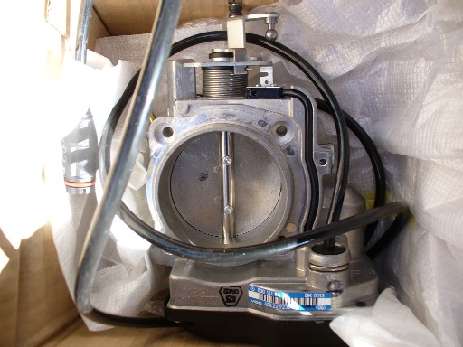 MERCEDES SLIDE/IDLE SPEED ACTUATOR M104 ENGINE