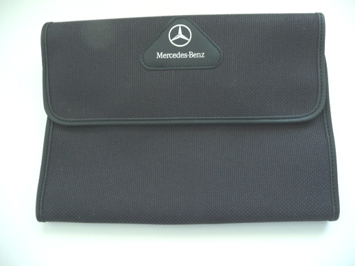 MERCEDES OWNERS MANUALS HOLDER