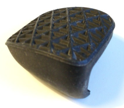 MERCEDES W107 / W123 / W460  AUTO FOOT PEDAL RUBBER  PLUS OTHERS
