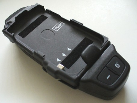 A2048203051 for Mercedes benz cell phone cradle