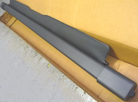 MERCEDES W163 M CLASS LUGGAGE AREA ROLLER BLIND - COLOUR CODE 9B96