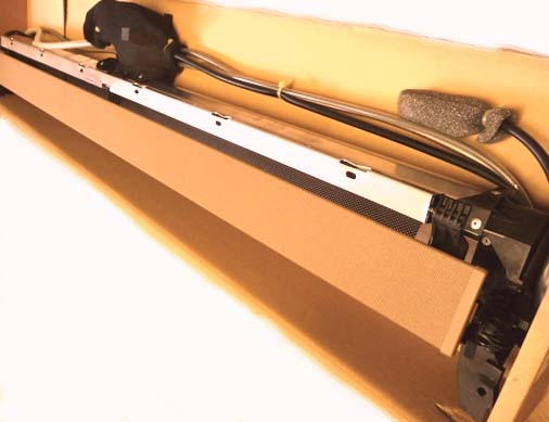 MERCEDES W221 S-CLASS LUGGAGE AREA ROLLER BLIND - COLOUR CODE 8M06
