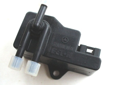 mercedes w124 series vacuum unit rear left side headrest adjustment